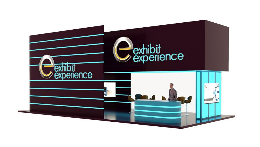 20 x 40 NPE Expo Trade Show Exhibit Rental