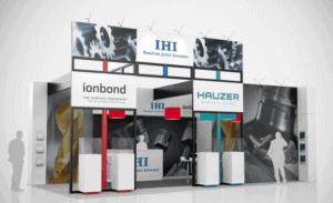 10 x 20 International Manufacturing Technology Exhibit Rental