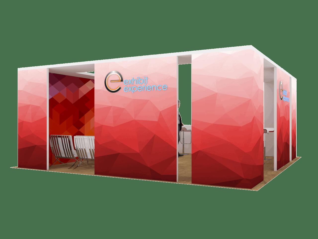 20x20 World of Concrete Model 2018 2