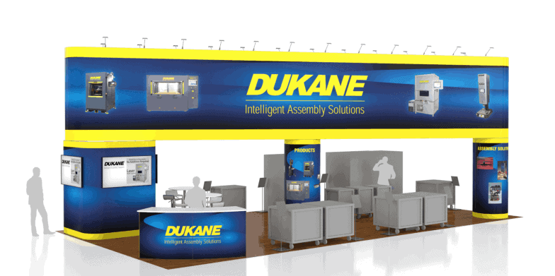 20 x 40 Seatrade Exhibit Builder