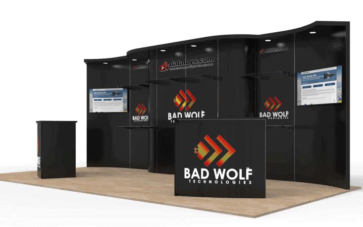 Datatoys Bad Wolf - 10 x 20 - Model 2015