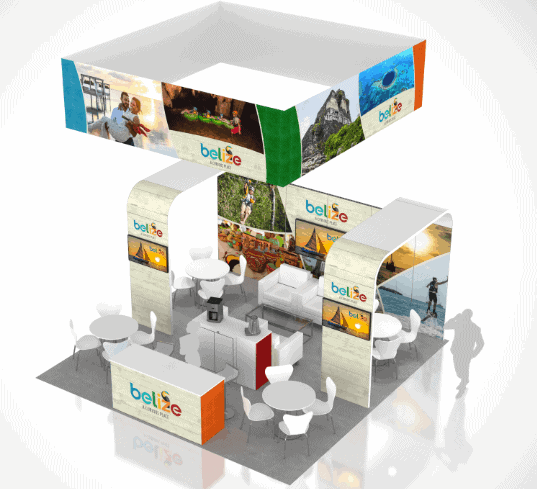 20 x 20 Turn-Key Trade Show Booth Company