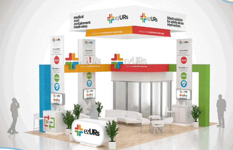 20 x 30 Trade Show Booth Builder 4