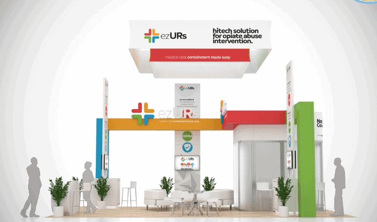 20 x 30 Trade Show Booth Builder 5