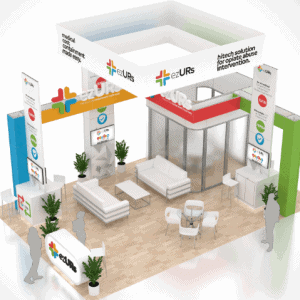 20 x 30 Trade Show Exhibit Builder