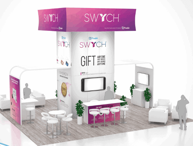 30 x 30 CES Exhibit Rental