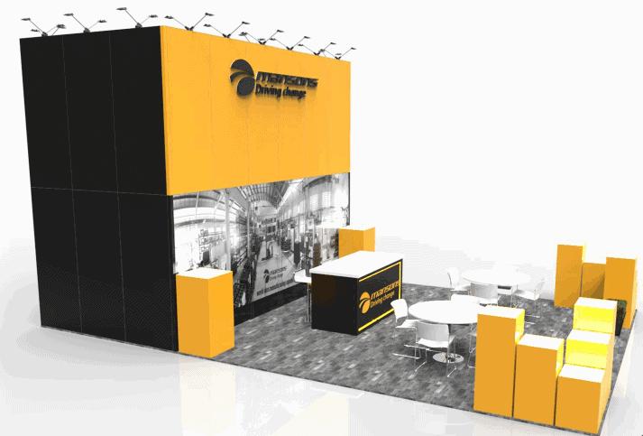 NACV Expo  20 x 30 - Model 2015