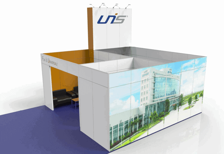 UNIS Technology - 20 x 80 - Model 2015