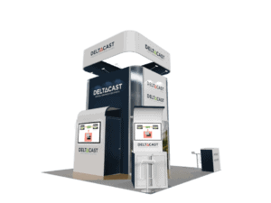 20 x 20 InfoComm Exhibit Rental