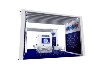 20 x 30 FIME Exhibit Rental