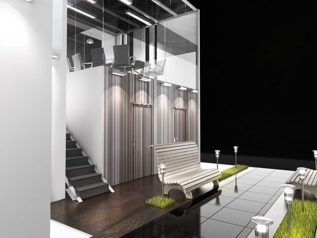 Double Deck Orlando Exhibit Rental 2