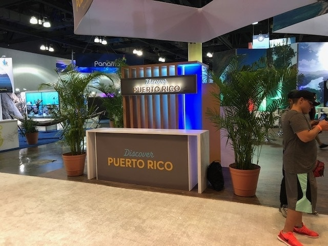 20 x 30 Seatrade Discount Exhibit