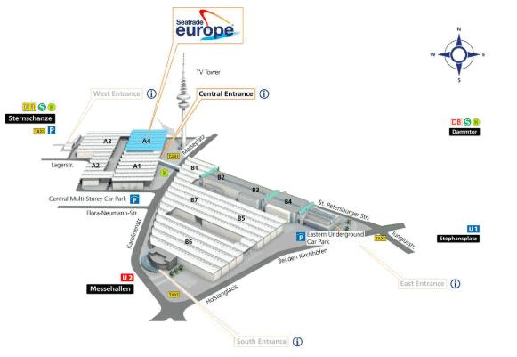 Cruise into Seatrade Expo Europe with Exhibit Experience