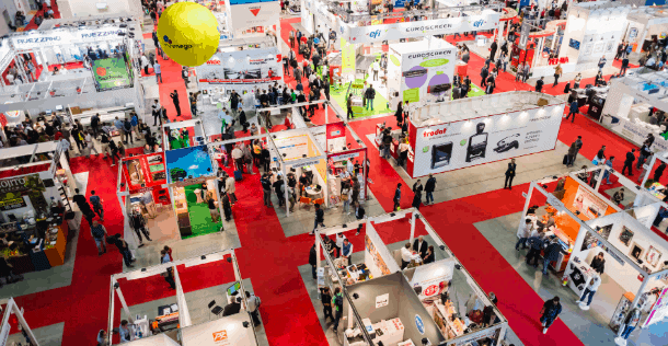 Top 3 2019 Trade Shows Europe from Exhibit Experience