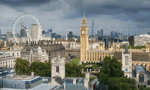 London Exhibit Builder
