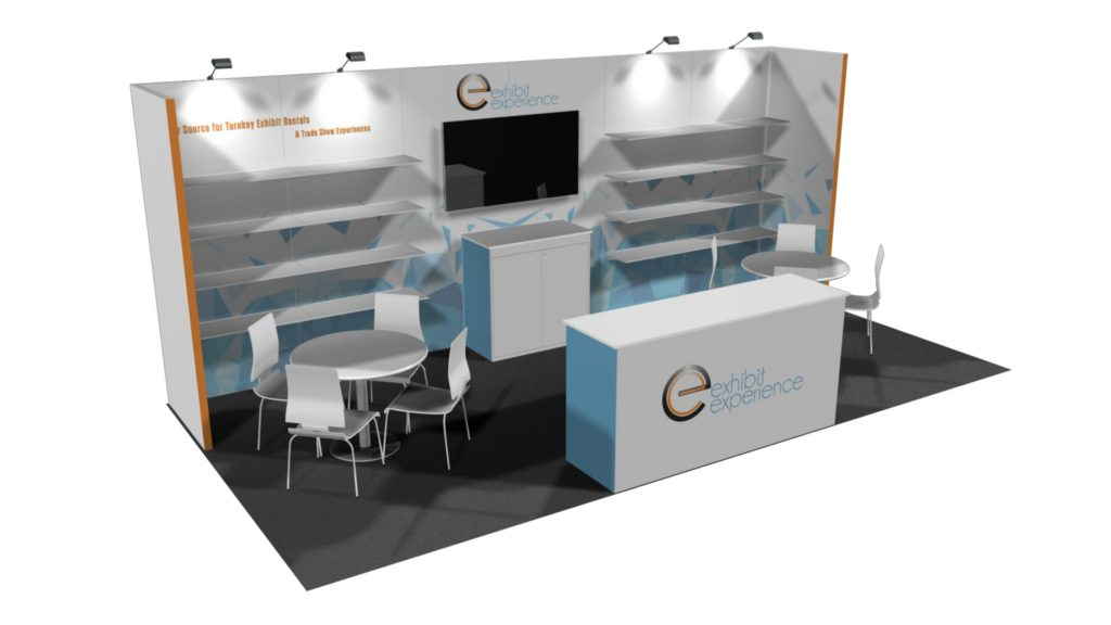 Exhibit Experience Top Orlando Trade Show Display Rental 2019