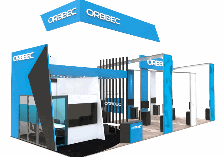 20 x 50 NBAA Orlando Exhibit Rental