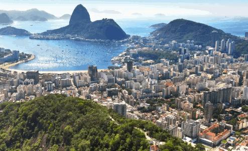 Rio de Janeiro Exhibit Rental