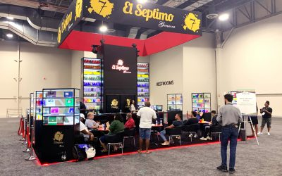 WINNERS – Best Medium-Sized Booth at PCA '21
